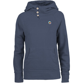 E9 Ida Fleece Women, blue navy